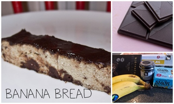 Banana bread …