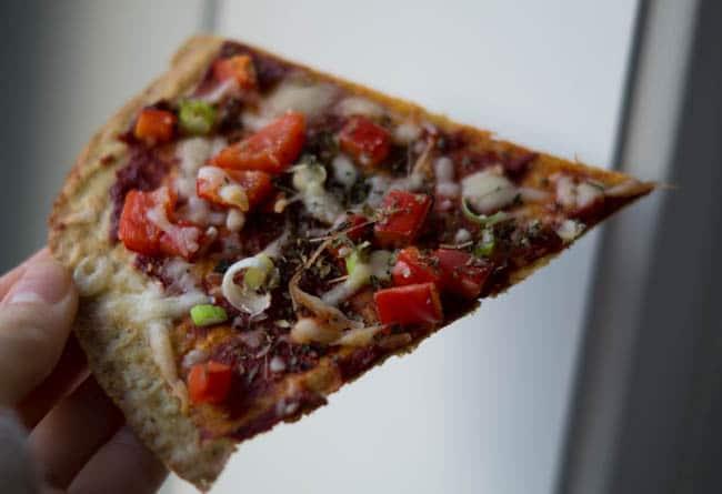 hurtig og nem pizzadej