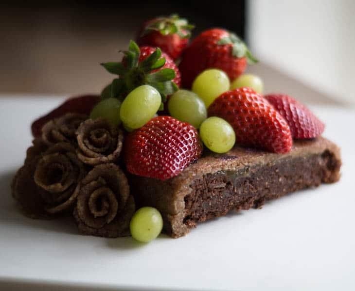 Den bedste sunde paleo chokoladekage…