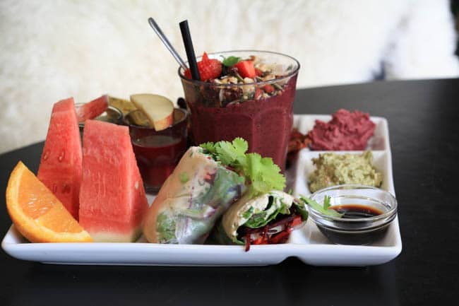 vegetar restaurant århus