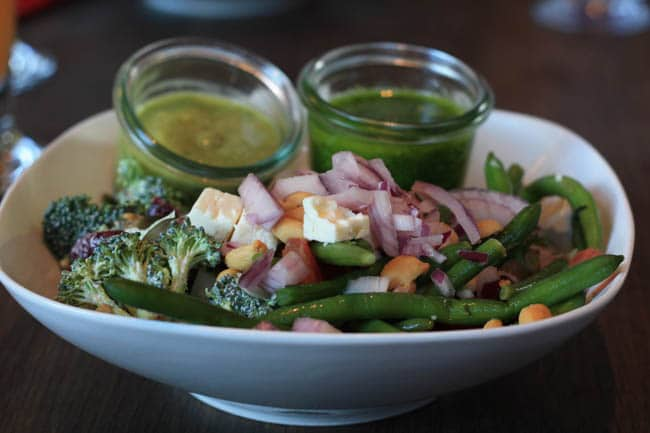 Spis vegetarisk i Aarhus
