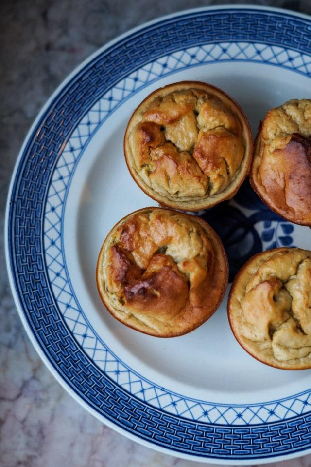 Sunde morgen muffins – en grundopskrift ( glutenfri )