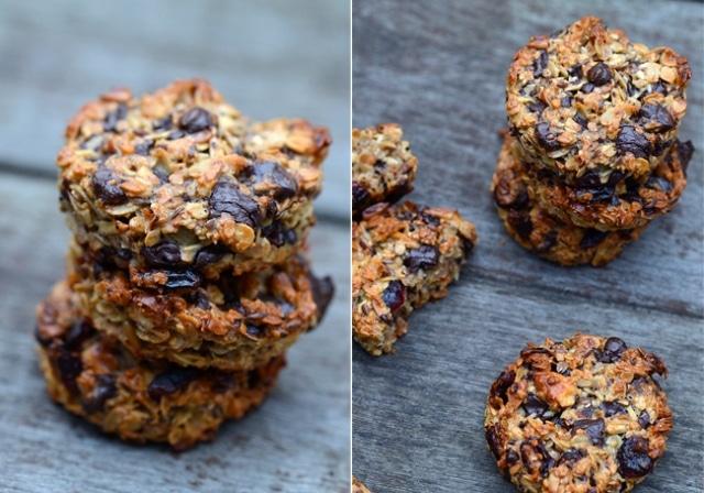 Gæsteblogger – Twin Food – Musli snack med tranebær og chokolade
