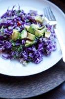Lilla spidskålssalat med quinoa