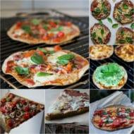 6 opskrifter på sundere pizza