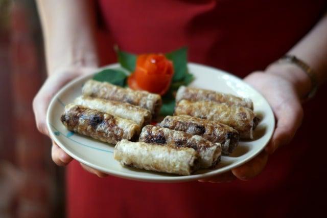 Cooking class i Hanoi