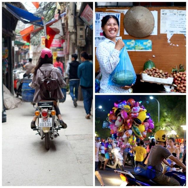 Rejseguide til Vietnam – Fantastiske Hanoi – en lille guide