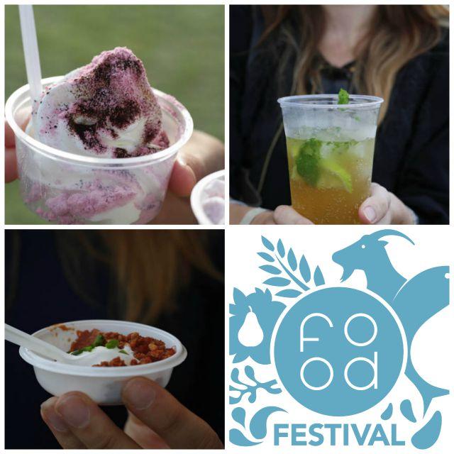 Vind 2 billetter til Food Festival i Aarhus // Afsluttet