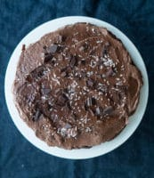 Choko-banan kage