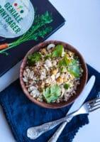 Marrokansk blomkåls-couscous + boganmeldelse
