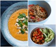 3 nemme aftensmads-opskrifter