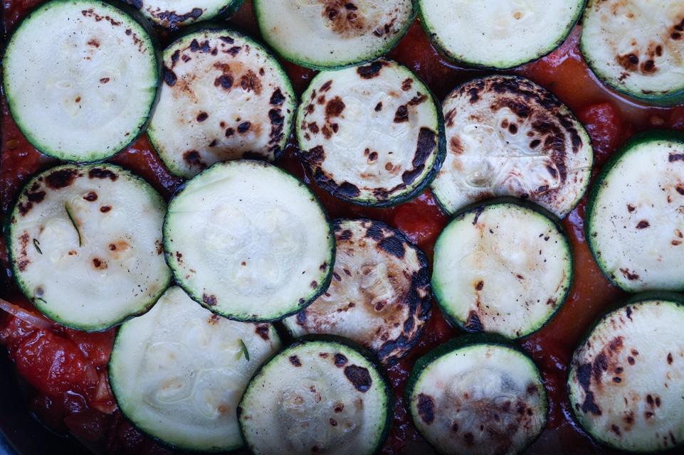vegetarlasagne