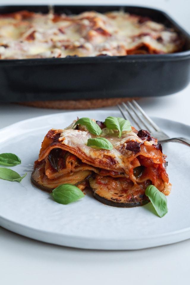 lasagne opskrift med spinat