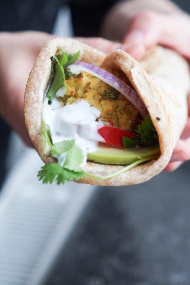 wraps med falafel-8
