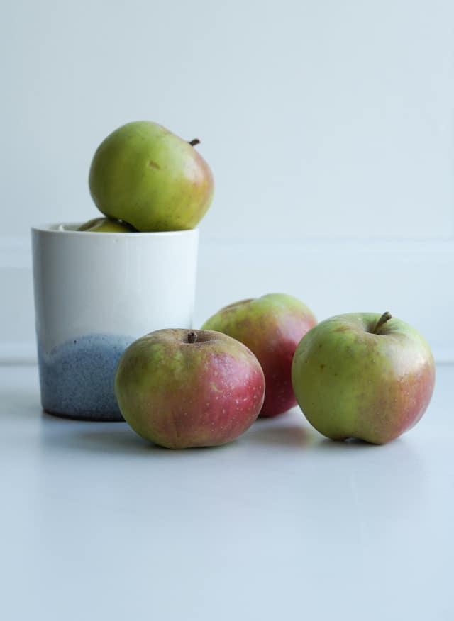 Endelig æblesæson + opskrift på æblekage