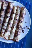 Tynde quinoapandekager – bagt med quinoamel