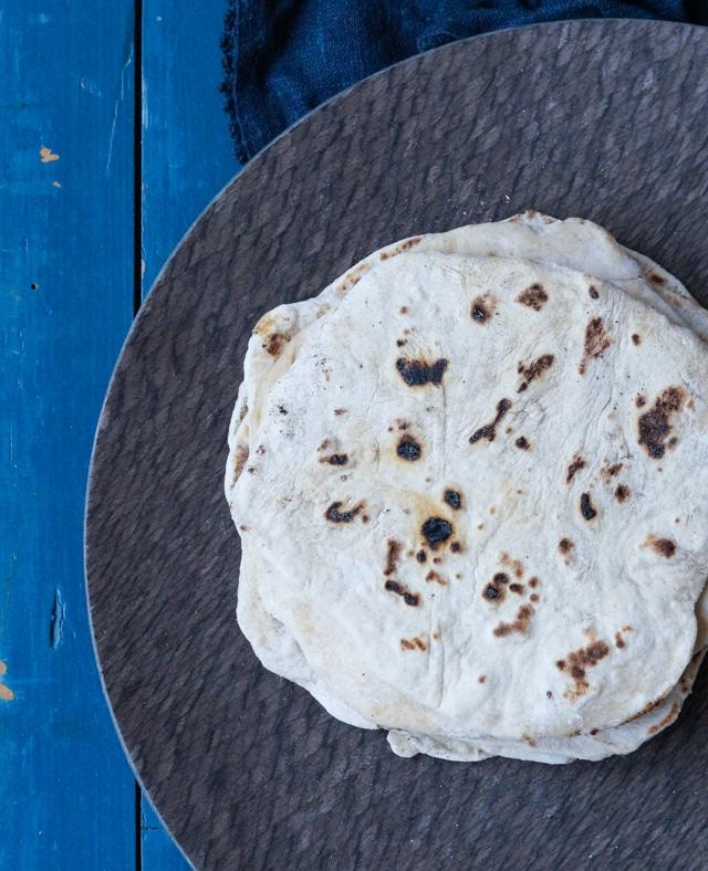 hvede-tortillas