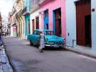 Hjemme fra skønne Cuba