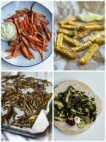 4 bud på sundere fritter