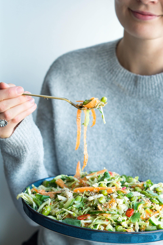 quinoa salat opskrifter