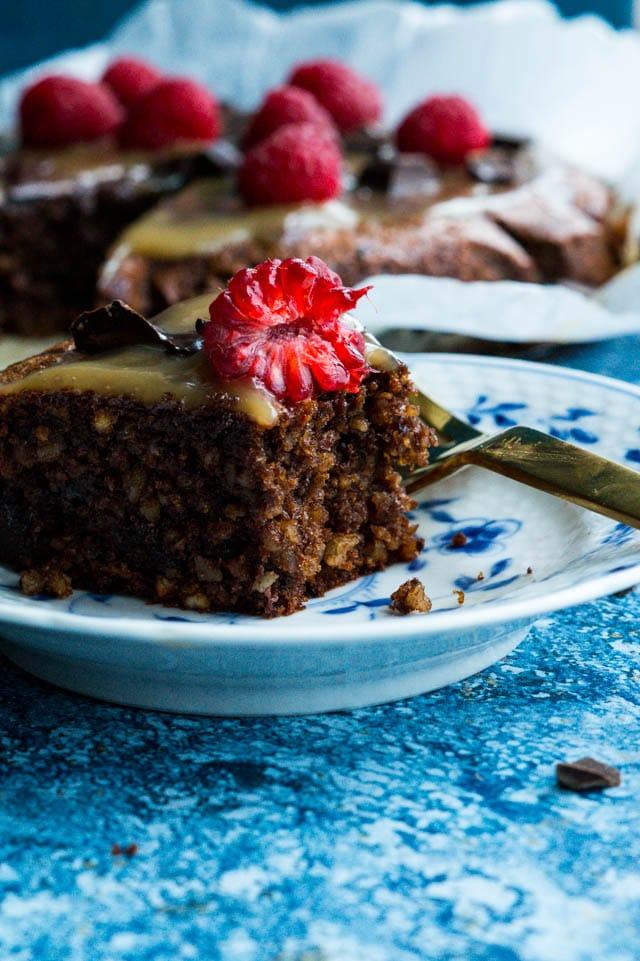 Sundere chokoladekage med olivenolie