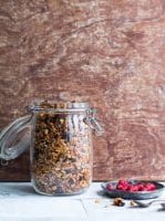Banangranola – granola sødet med banan