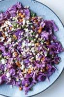 Vegetarisk madplan uge 49