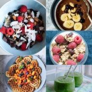 5 opskrifter på morgenmad uden mælkeprodukter
