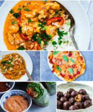 Vegetarisk madplan uge 30