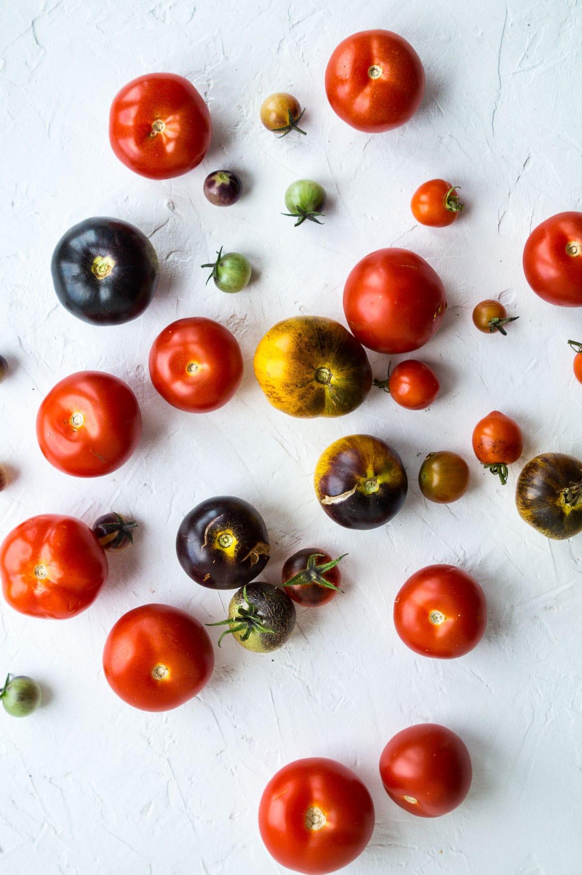 Tomatpesto med bagte tomater