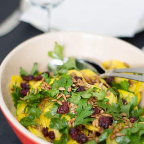 Salat gule beder