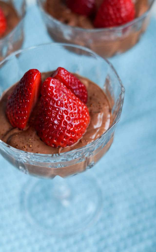 vegansk-chokolademousse