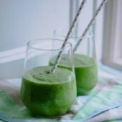 Greenie - den bedste opskrift på grøn smoothie