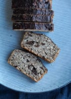 Sundt bananbrød – sundere bananbrød med groft mel