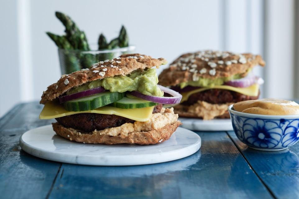 vegansk burger-2