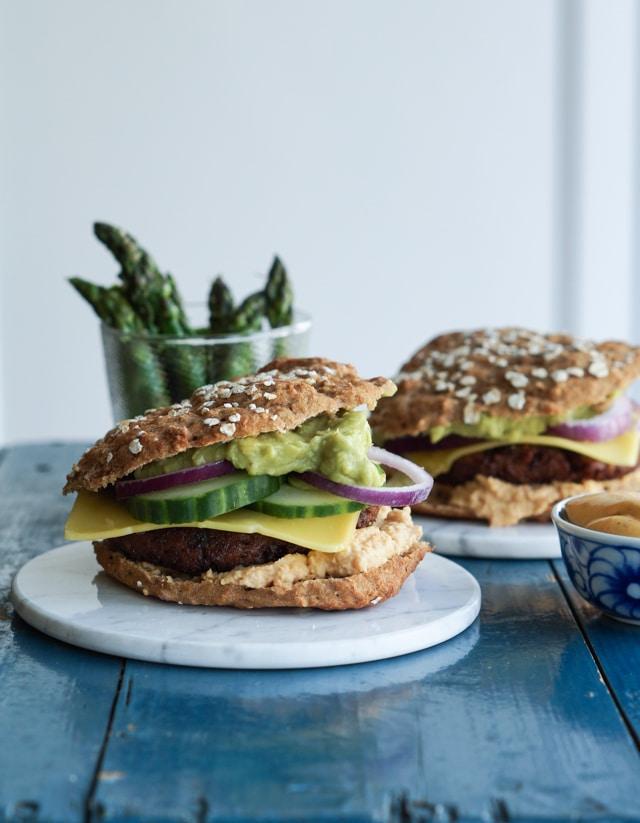 vegansk burger-3