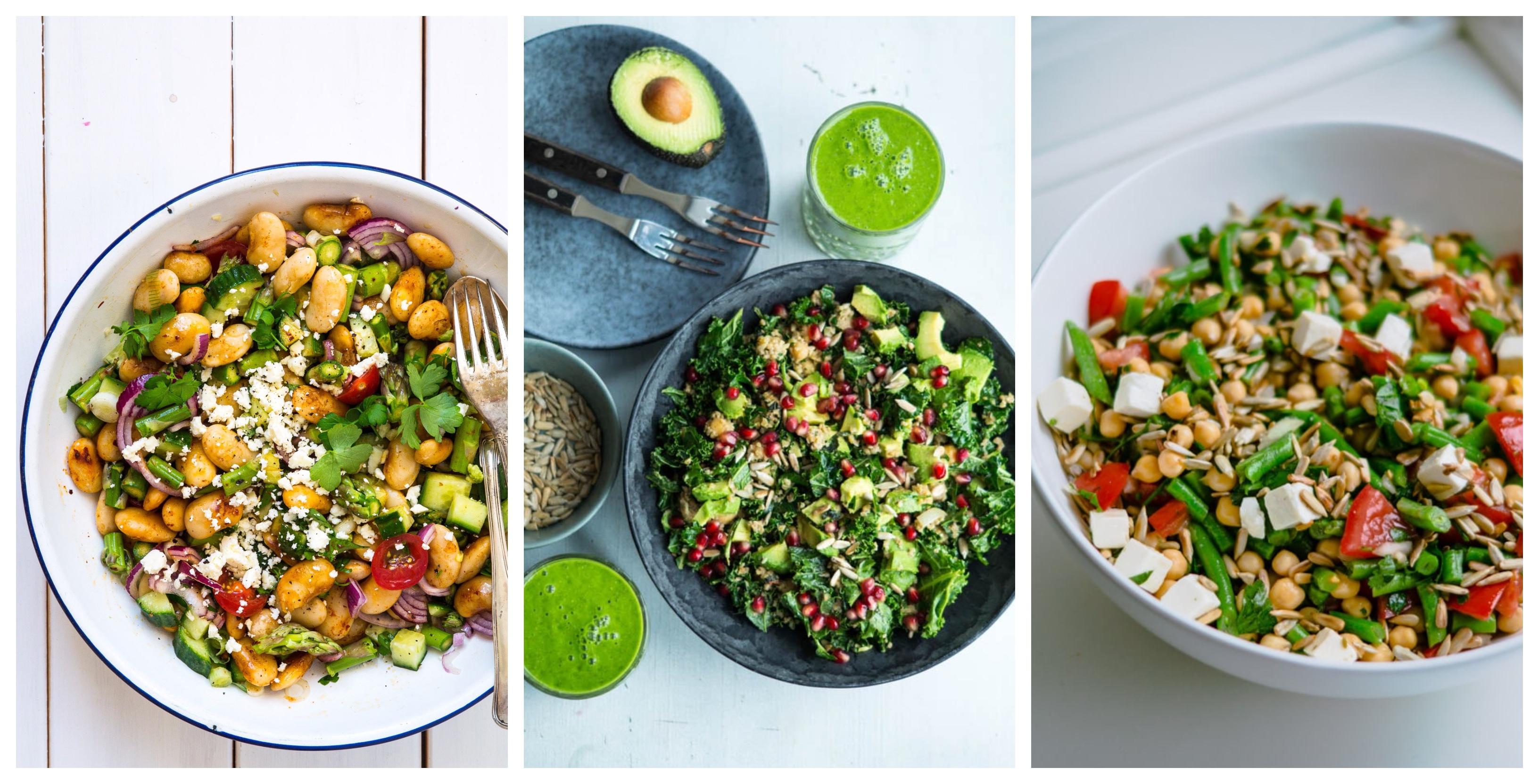 Mættende salater