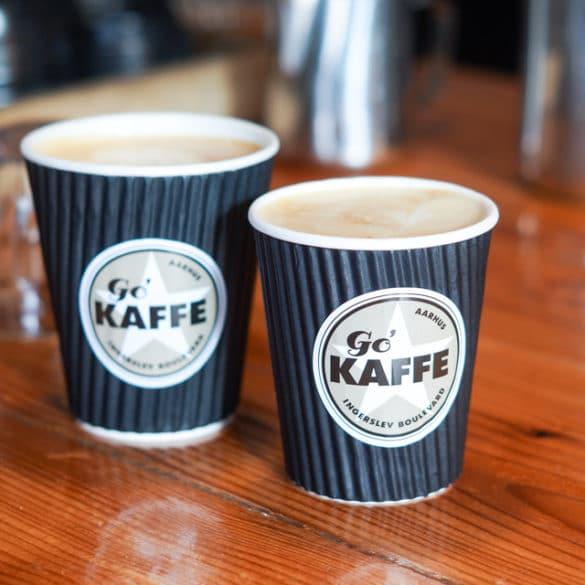 Go' kaffe i Aarhus