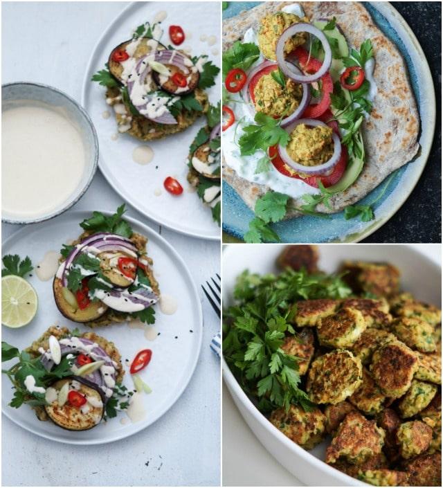 falafel uden æg