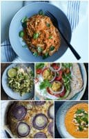 Vegetarisk madplan – spis mere grønt