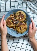 Pandekager lavet af kun 3 ingredienser