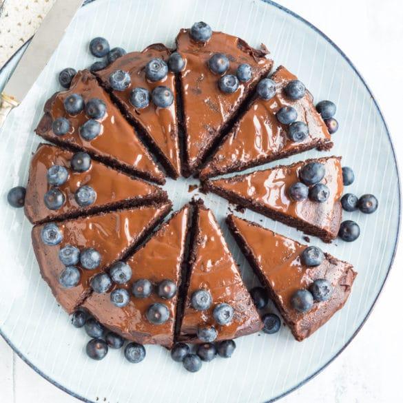 Sundere chokoladekage - ala klassens time kage