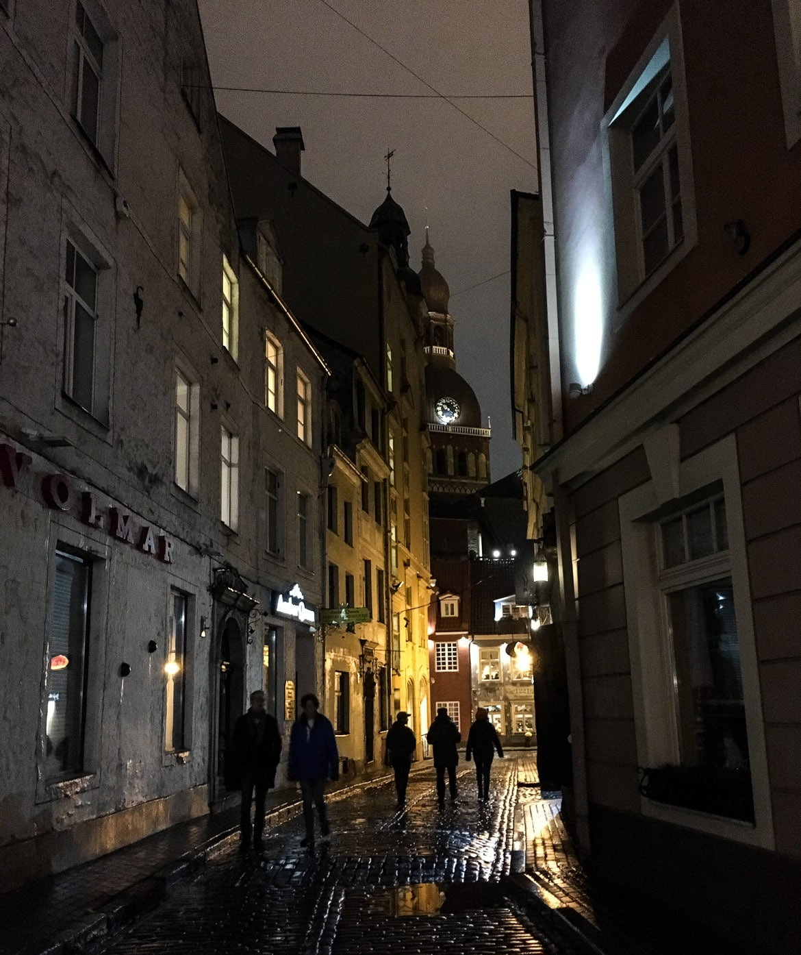 rejseguide til Riga