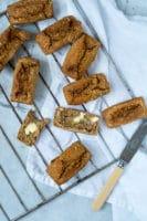 Minirugbrød – perfekte til madpakken