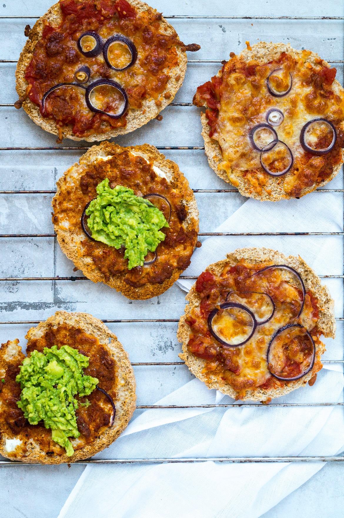 Pita-pizzaer