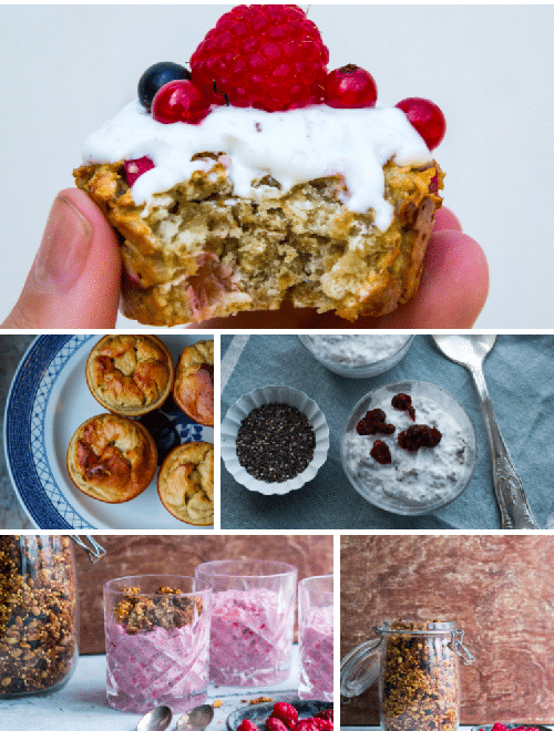 5 idéer til morgenmad på farten