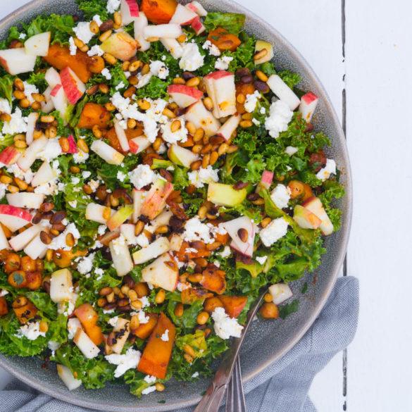 Vegetarisk madplan uge 38