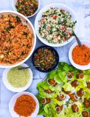 Tyrkisk middag – tyrkiske vegetarretter