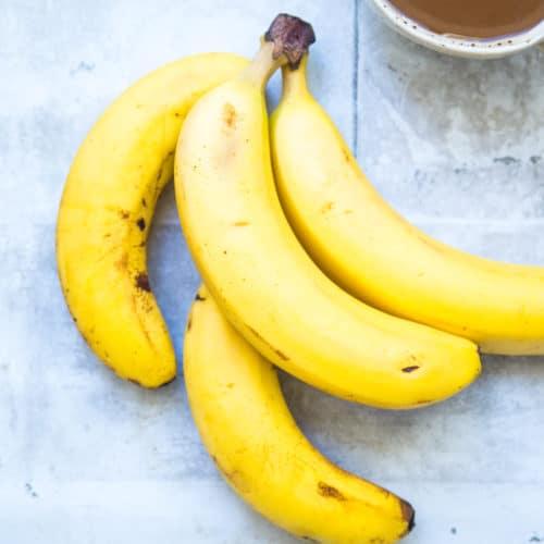 Opskrifter med bananer