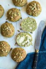Broccoliboller – sunde boller med broccoli